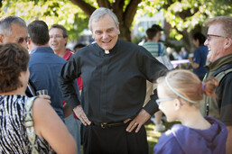 Fr Bill Beauchamp, CSC